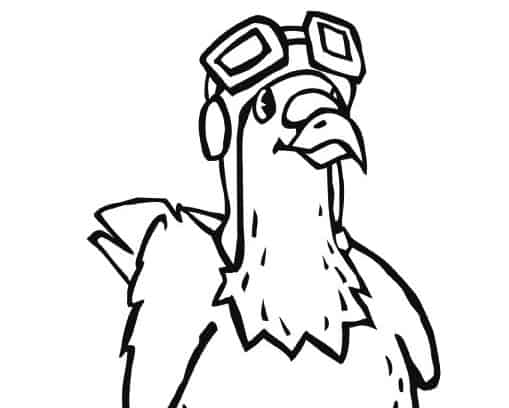 Il piccione Bea