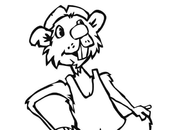 Louie, il topo di fogna