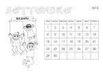 Calendario per la scuola 2014-2015