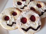 Mostri dagli occhi rossi: biscotti per Halloween