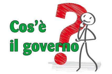 Cos'è il governo?