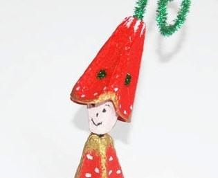 Piccolo gnomo di Natale