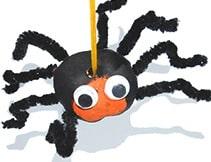 Il ragno castagna