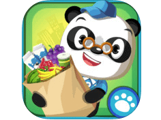 Il supermercato del dr Panda