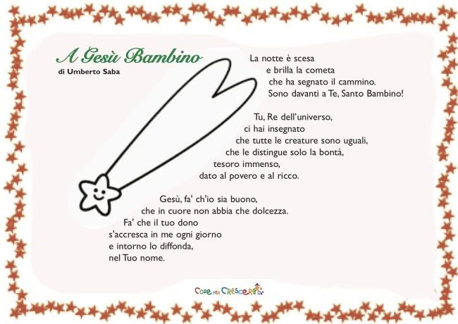 Populaire Poesie di Natale per bambini - Poesie per Natale scuola primaria LB29