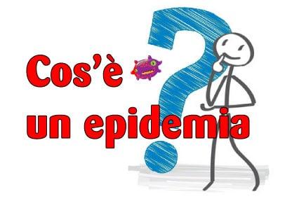 Cos'è un'epidemia