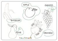 Inglese per la scuola dell 39 infanzia esercizi e attivit for Centrotavola in inglese