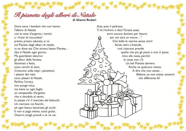 il pianeta degli alberi di Natale - Gianni Rodari