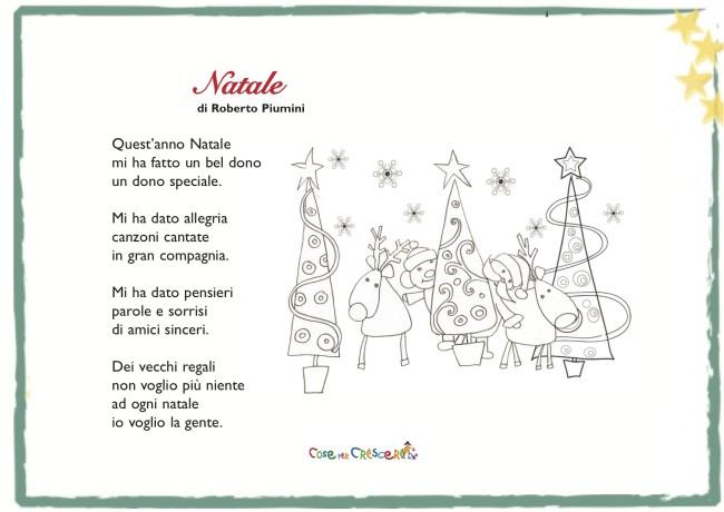 Poesie Di Natale Roberto Piumini.Natale Poesia Di Roberto Piumini