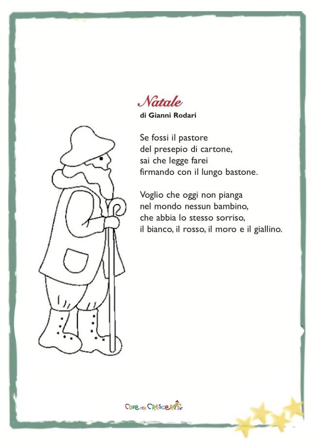 Immagini Poesie Di Natale.Poesia Di Natale Di Gianni Rodari