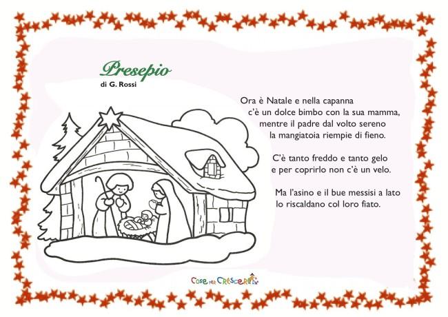 Estremamente Poesie di Natale per bambini - Poesie per Natale scuola primaria e  TQ09