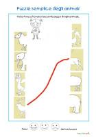 puzzle-animali