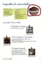 ricetta cupcake ciocc