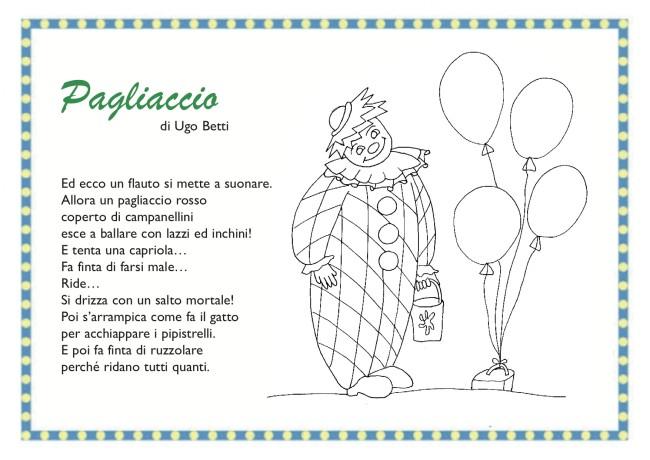 Molto Poesie per bambini - Filastrocche e Poesie per i bambini da stampare LM42