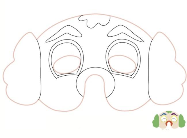pagliaccio maschera