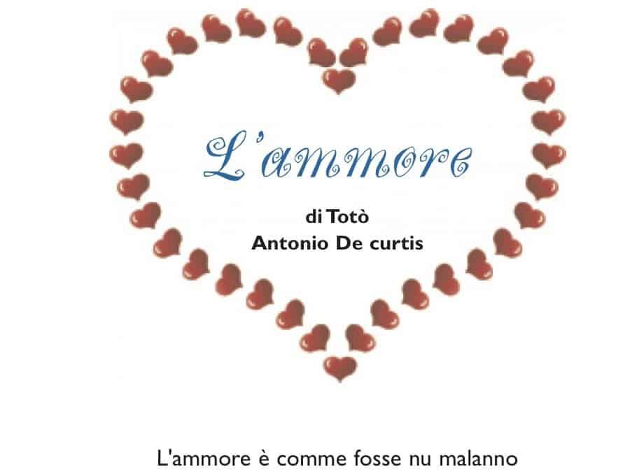 L'ammore