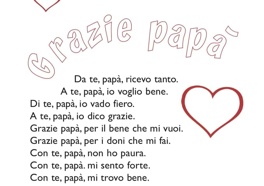 Famoso Compleanno Papà Frasi TP44 » Regardsdefemmes XN57