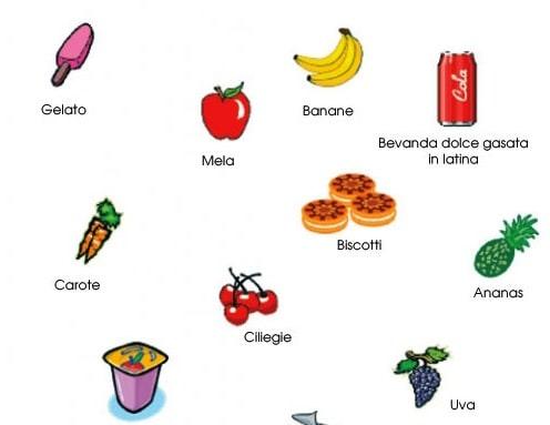 Alimenti naturalmente dolci e alimenti con zucchero aggiunto