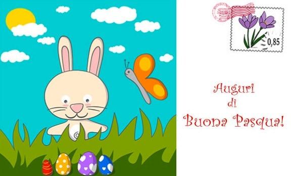 Un coniglio per un augurio