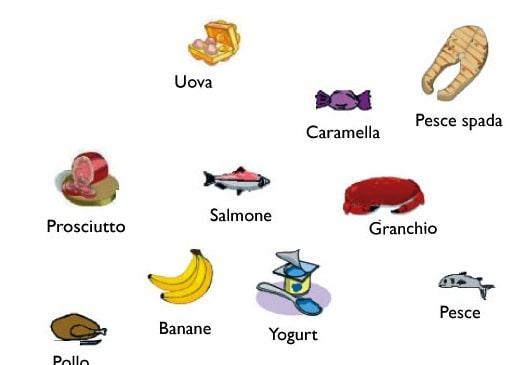 Amato Alimenti grassi : educazione alimentare OG65
