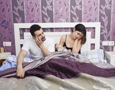 Riuscire a dormire quando si ha un neonato…