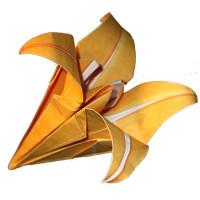 Fiore di carta origami