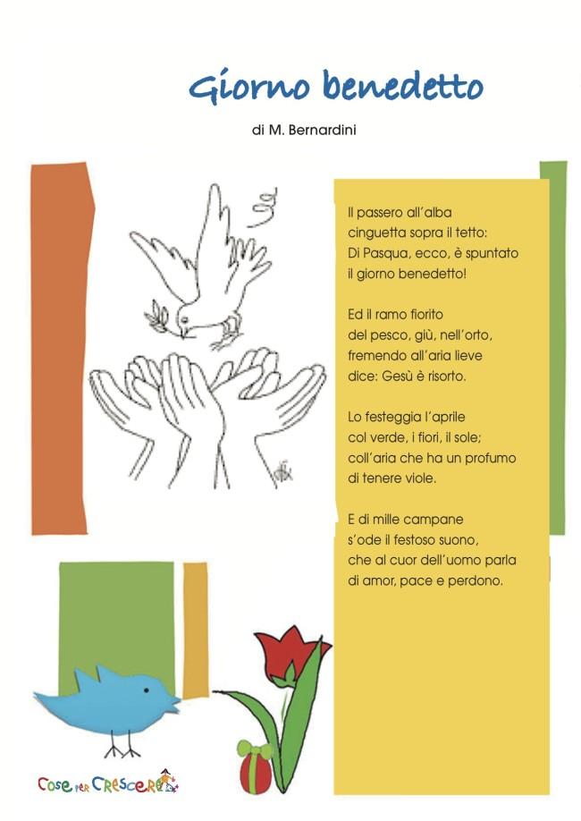 Poesia per Pasqua