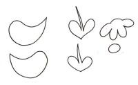 sagome-fiori-pulcini