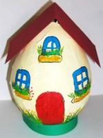 uovo casa