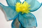 Uovo di Pasqua fiore