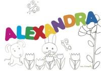 ALEXANDRA sig