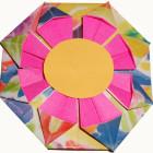 Grande fiore origami