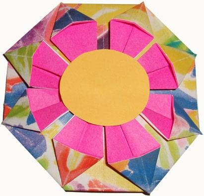 Fiore di carta origmi