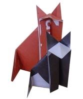 gatti origami