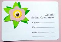 Biglietti Invito E Partecipazione Prima Comunione Per Maschi E Femmine