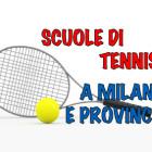 Scuole di tennis a Milano