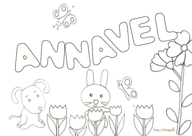 ANNAVEL
