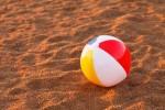 Mini golf da spiaggia