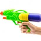 Battaglia con le pistole d'acqua