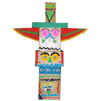 Totem indiano