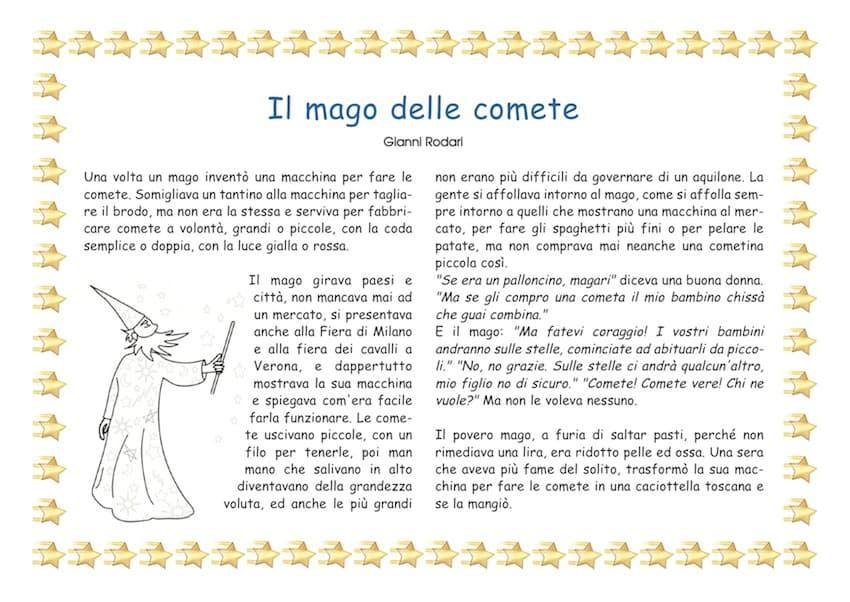 Assez Il mago delle comete: favola per bambini LO86
