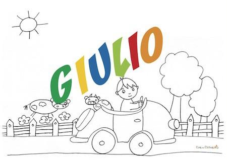 Giulio significato e onomastico