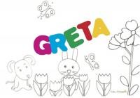Greta significato e onomastico