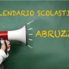 Calendario scolastico Abruzzo 2018/2019