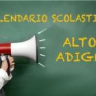 Calendario scolastico Alto Adige 2017/2018