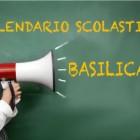 Calendario scolastico Basilicata 2018/2019