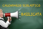 Calendario scolastico Basilicata 2017/2018