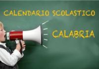 Calendario Scolastico Regionale Calabria.Calendario Scolastico Calabria 2019 2020 Inizio Scuola