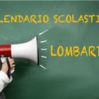 Calendario scolastico Lombardia 2018/2019