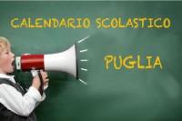 Calendario Scolastico 2020 18 Puglia.Calendario Scolastico Puglia 2019 2020 Vacanze E Inizio